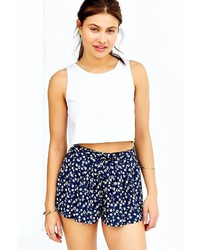 Urban Outfitters Cooperative Pleated Waist Short