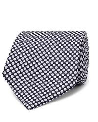 Emma Willis 8cm Floral Silk Jacquard Tie