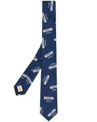 Moschino Logo Tie