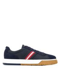 Emporio Armani Stripe Panel Sneakers