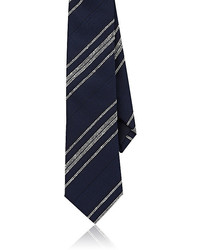 Bigi striped silk repp necktie medium 3674746