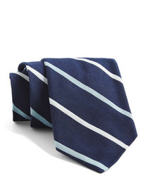 Todd snyder white label st marks multi stripe tie in navy medium 384564