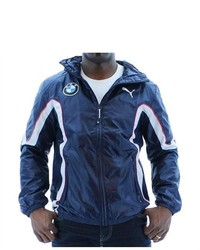 Puma Bmw Team Windbreaker Jacket Coat