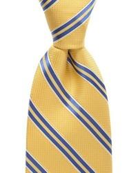 Daniel Cremieux Cremieux Lean Stripe Silk Tie