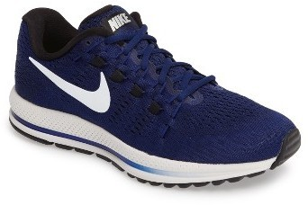 c3399c3584f1 ... Navy Athletic Shoes Nike Air Zoom Vomero 12 Running Shoe ...