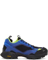 Roa Blue Black Lhakpa Sneakers