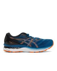 Asics Blue Gel Nimbus 23 Sneakers