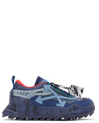 Off-White Blue Odsy 1000 Sneakers