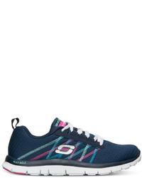 Zapatos De Espuma De Memoria De Funcionamiento De Apelación Flex Skechers Mujeres ZWwKfccMAg