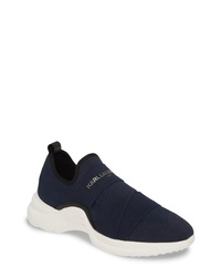 KARL LAGERFELD PARIS Knit Slip On