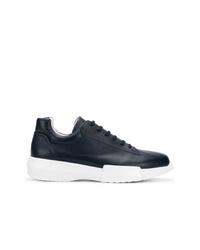 Giorgio Armani Low Top Runner Sneakers