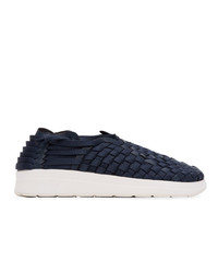 Malibu Sandals Navy And White Latigo Sneakers