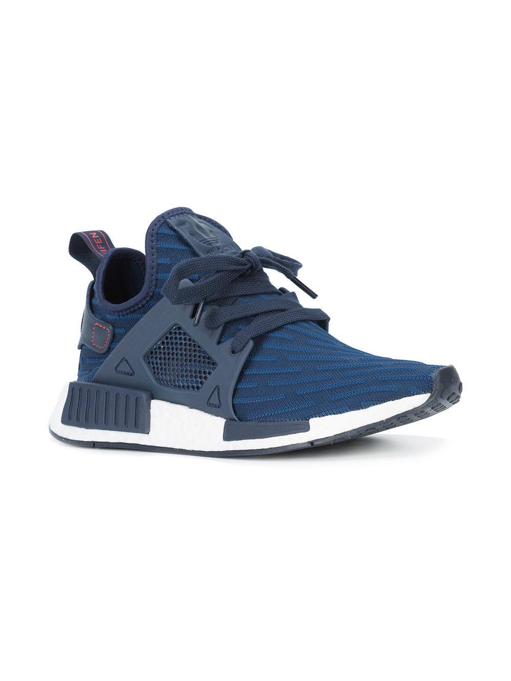 Adidas Nmd Xr1 Primeknit Sneakers 170 Farfetch Com Lookastic Com
