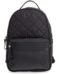 Moncler Infant Boys Petit George Quilted Backpack Black