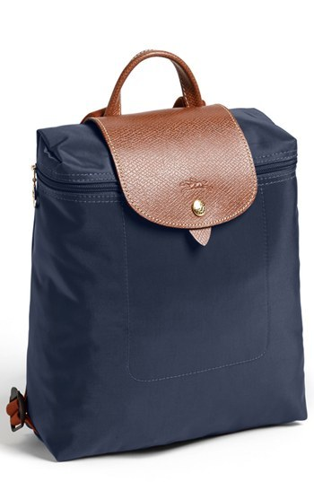 Longchamp Le Pliage Backpack Small Navy 06890662d15be