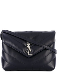 Saint Laurent Monogram Pouch Bag