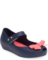 Mini Melissa Toddler Girls Ultragirl Bow Mary Jane Flat