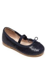 Bloch Toddlers Snake Embossed Leather Ballet Flats