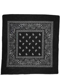 Boohoo Amy Bandana Print Headscarf Neckerchief