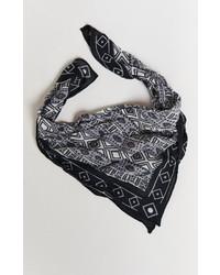 MUMU Last Chance Handkerchief Bandana Navy