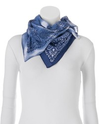 Manhattan Accessories Co 2 Pk Bandana Square Scarves