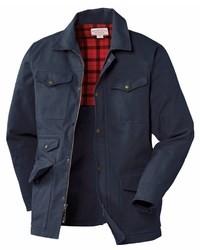 Filson Antique Tin Cloth Barn Coat