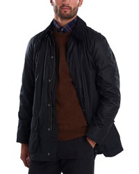 Barbour Bristol Water Resistant Waxed Cotton Jacket