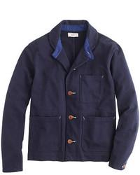 Wallace barnes knit chore coat medium 3649