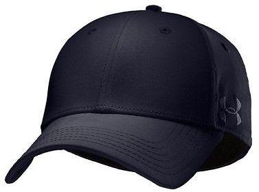 ... Under Armour 1227549 Ua Tactical Pd Cap Baseball Hat Navy Black M L Xl  ... bfb10b630e7