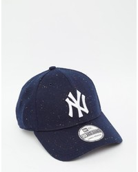 New Era 39thirty Ny Yankees Speckle Fitted Cap