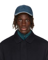 Loro Piana Blue Baseball Cap