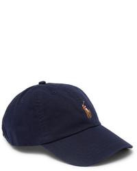 Polo Ralph Lauren Cotton Twill Baseball Cap