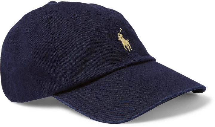 Cotton-twill Baseball Cap Polo Ralph Lauren nhJblRG3