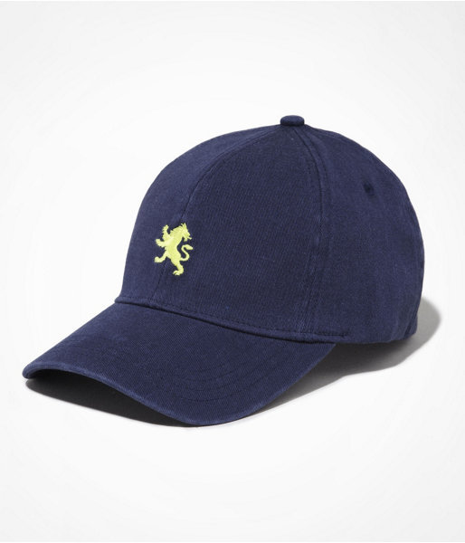 Express Small Lion Twill Baseball Hat 48d07ab08e5