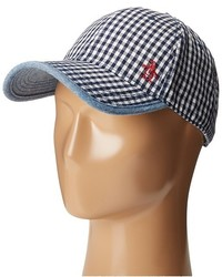 Original Penguin Gingham Baseball Cap Baseball Caps