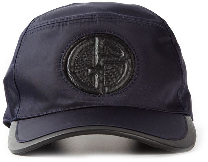 390f76c0217 ... Giorgio Armani Logo Baseball Cap