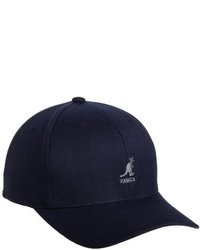 Kangol Wool Flex Fit Baseball Cap