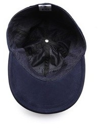 c63ec0786 Mr Kim Darien Baseball Cap, $165 | East Dane | Lookastic.com