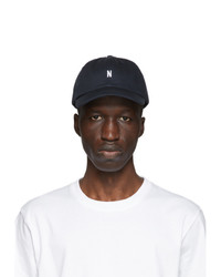 Norse Projects Navy Twill Sports Cap