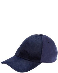 Neil Barrett Calf Hair Baseball Cap