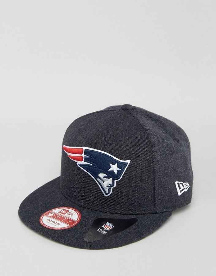 FLORAL New England Patriots New Era 9Fifty Snapback Cap