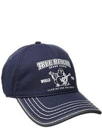 True Religion Puff Buddha Baseball Cap