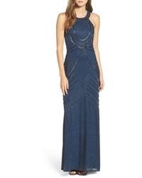 Beaded gown medium 1151288