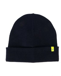 Armani Junior Turn Up Hem Beanie