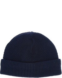Neil Barrett Moss Knit Beanie Hat