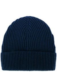 Maison Margiela Ribbed Beanie Hat
