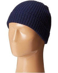 Cole Haan Striped Cardigan Stitch Watch Cap
