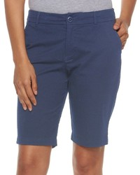 Twill bermuda shorts medium 3804098