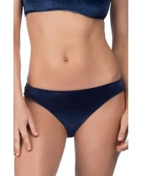 Trina Turk Velveteen Bikini Bottoms