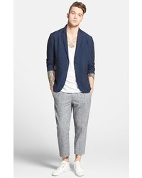 AZUL by moussy Azul Unstructured Linen Sport Coat | Where to buy